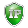 Hide IP logo